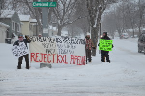 No KXL action. Sioux Falls SD. Jan 5, 2015.